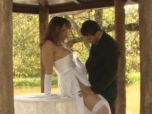 patricia_bismarck and senna shemale wedding sex