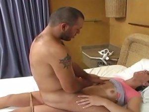 Rochele tranny pantyhose sex video