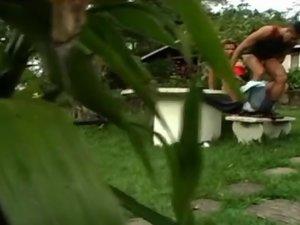 WanessaBysmark seductive tranny on video