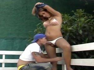 Patricia naughty tranny on video